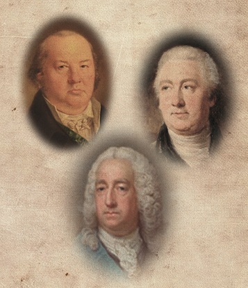Pehr Dubb William Chalmers Niclas Sahlgren